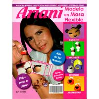 Revista Modela en Masa Flexible. Arianísa_flexible