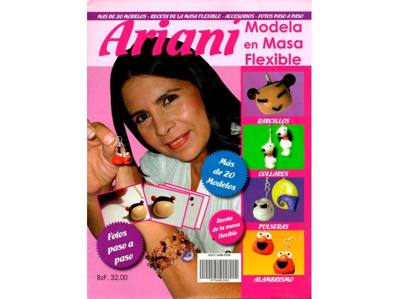 Revista Modela En Masa Flexible  Arian  Sa_flexible